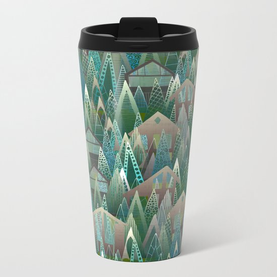 wildwood Metal Travel Mug