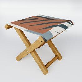 Abstract Art 35 Folding Stool