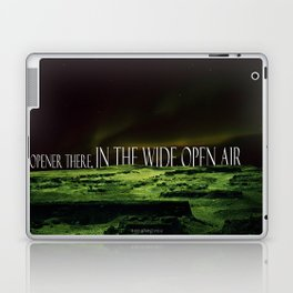 Its Opener There... Laptop & iPad Skin