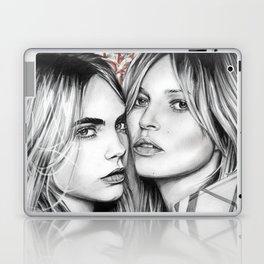 Kate and Cara Laptop & iPad Skin