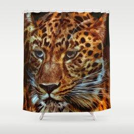 Jaguar 029 Shower Curtain