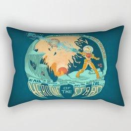 In Super Troidicolor Rectangular Pillow