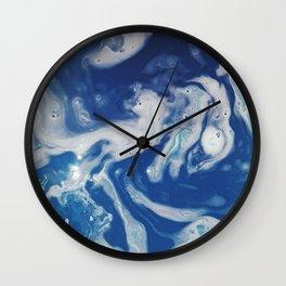 Ocean of Sky Wall Clock