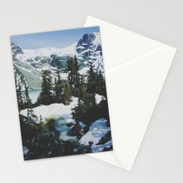 joffre lakes (11) Stationery Cards