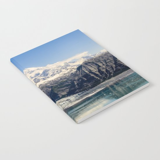 Mountain Lake Landscape Notebook