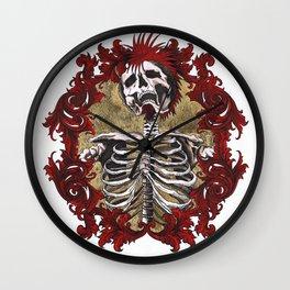 #punkisnotdead Wall Clock