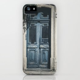 Italian Door II iPhone Case