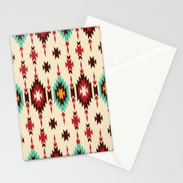 American Native Pattern No. 103 Stationery Cards