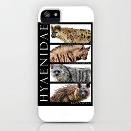 Hyenas of Africa iPhone Case