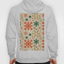 Snowflake Collection – Retro Palette Hoody