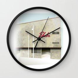 sheba Wall Clock