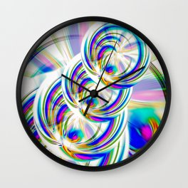 Abstract Perfection 22 Wall Clock