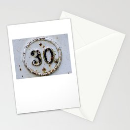 Weathered 30 Stationery Cards