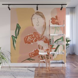 Feel sound of nature again Wall Mural