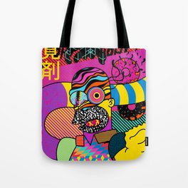 Trippin' Homer Tote Bag