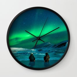 Backpacking with the Aurora Wall Clock