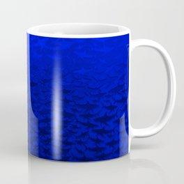 Sharks In A Blue Hue Coffee Mug