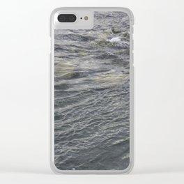 Rapids Clear iPhone Case