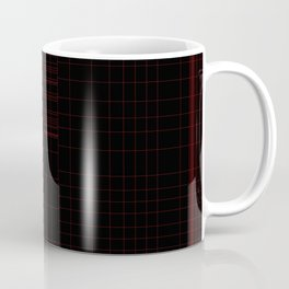 Red Square Coffee Mug
