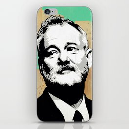 Bill Murray iPhone Skin