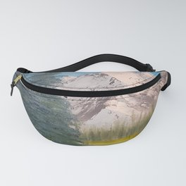 Autumn, Canadian Rockies Fanny Pack
