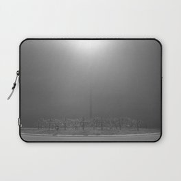 Light Fog Laptop Sleeve