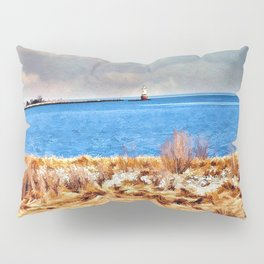 Harbor of Tranquility  Pillow Sham
