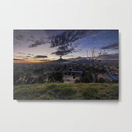Cholula Sunset Metal Print