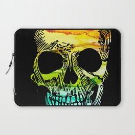 Rainbow Boho Skull I Laptop Sleeve