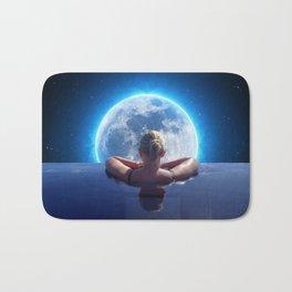 Pool Moon by GEN Z Bath Mat