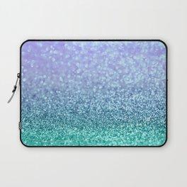 Winter Over Ocean  Laptop Sleeve