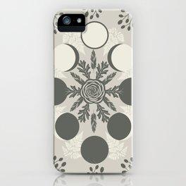 Luna Poetica iPhone Case