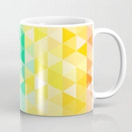 Rainbow triangles Coffee Mug