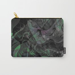Abstract DM 04 Carry-All Pouch