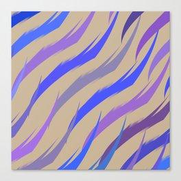 zebre 65 Canvas Print