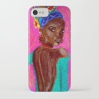 african iPhone & iPod Cases featuring African by Ksuhappy
