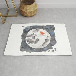 Moon Coo Rug