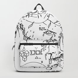 Happiness 01 Backpack