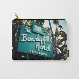 Beverly Hills Hotel, No. 2 Carry-All Pouch