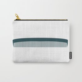 Hair Comb Carry-All Pouch