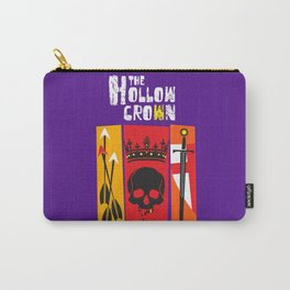 The Hollow Crown (Color Variant) Carry-All Pouch