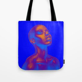 Colored Summer Tote Bag