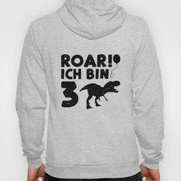Roar Ich Bin 3 Hoody
