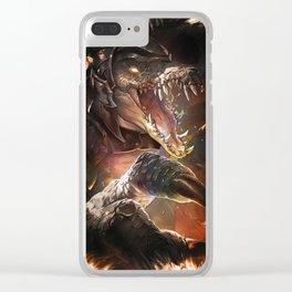 League of Legends RENEKTON Clear iPhone Case