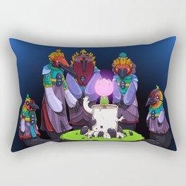 Shadow Puppets Rectangular Pillow