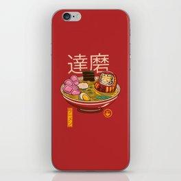 Zen Ramen iPhone Skin