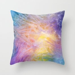 Avidya Throw Pillow