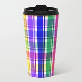 Party Plaid Daddy Ohs! Travel Mug