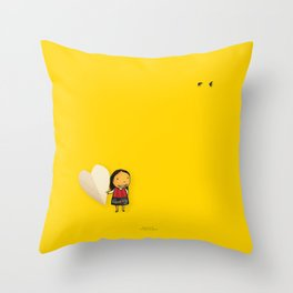 Share your Heart Throw Pillow