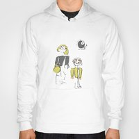 shopping Hoodies featuring shopping by Josephine Walz